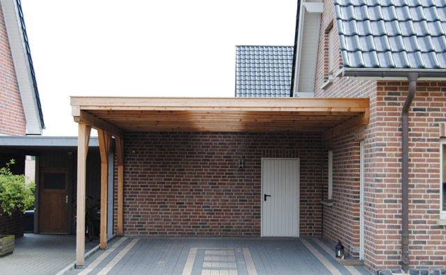 Beliebt Carport aus Lärche, unbehandelt, freistehend. | Konzepte aus Holz IR69