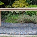 Gartentisch aus Lärche
